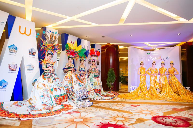 汉中新城吾悦广场品牌发布盛典